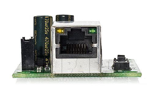 Interfejs Ethernet Pulsar do zasilaczy serii PSBEN Black Power