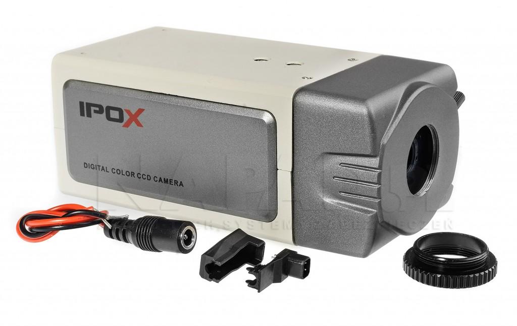 Kamera przemysłowa IPOX PX800EP/I z ICR
